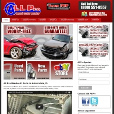 All Pro Used Auto Parts