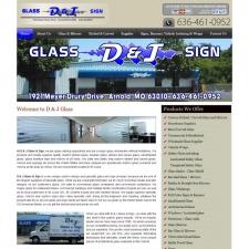 D & J Glass