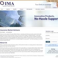 IMA - Insurance Market Advisors