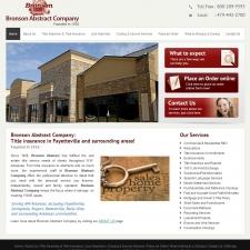 Bronson Abstract Company