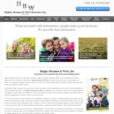 Hughes, Brennan & Wirtz Insurance, Inc.