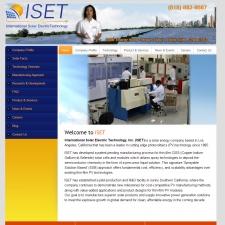 ISET / International Solar Electric Technology