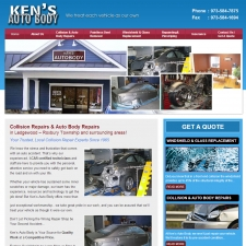 Ken's Auto Body