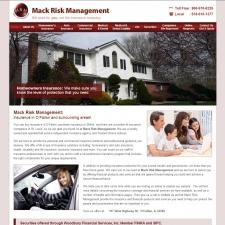 Mack Risk Management