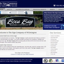 The Sign Company of Wilmington